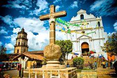 Santa Cruz de El Quiché, el lugar en donde realizaremos nuestro evento de octubre 2016