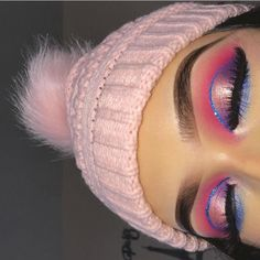 """12.6k Likes, 69 Comments - dιѕcoverιng  тнe υndιѕcovered (@undiscovered_muas) on Instagram: """"So cute!!!  @agbeauty_ - azalexglam"""""""