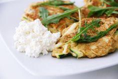 Zucchini-Puffer Rezept | Fit Trio Food & Fitness Blog aus Hamburg