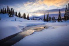 ***Peaceful Moments (Mt Rainier, Washington) by Doug Shearer / 500px