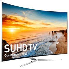 "65"" Class KS9500 9-Series Curved 4K SUHD TV (2016 Model) | Samsung TV/Video"