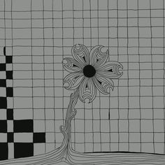 This picture is part of the Big Picture Art Project! Drawing by Paola Leprevost Link in profile Country: Spain The Story behind my drawing: This flower it represents the nature and all the feelings that it has because the nature it is the center of our life. Thee square in the back ground represents all the nature who is dying because the pollution that the humans we are creating and they are destructing our environment. If all the squares were black will mean that its no pollution. My…