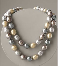 justcallmegrace:  pearls are perfect
