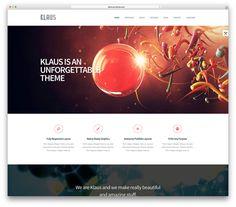 33-klaus-Os-Melhores-Templates-WordPress-Bootstrap…