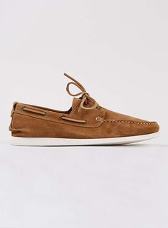 58dd86ed74 Selected Homme Philip Tan Boat Shoes Boat Shoes
