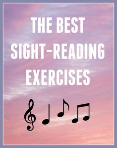 The best sight-reading exercises http://sightreadingacademy.com/