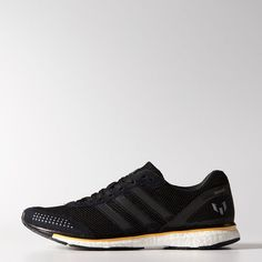 check out bc95d 25195 adidas Messi running shoes Adidas Adizero Adios Boost, Adidas Boost, Adidas  Official, Triathlon