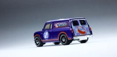 the Lamley Group: Matchbox back to its roots: The upcoming Best of World Land Rover Defender 110 & Austin Mini Van...