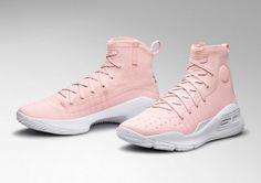 newest f1f0b 76593 Genuine UA Curry 4 Flushed Pink - Mysecretshoes