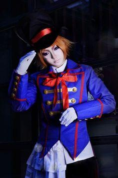Black Butler/Kuroshitsuji Drossel keinz cosplay <3