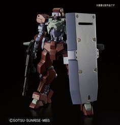 HG IBO 1/144 IO FRAME SHIDEN: Just Added Big Size Official Images, Info Release http://www.gunjap.net/site/?p=312742