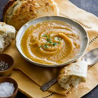 Butternut Squash Soup Recipe Low Fat Dairy Free