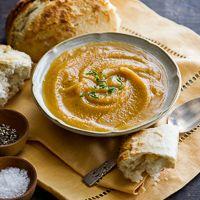 Butternut Squash Soup Recipe Low Fat Dairy Free