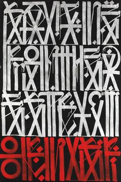 "splashes-of-red: ""RETNA """