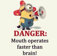 Oh so true....so beware!!! Lol