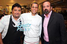 Gaya importadora harmoniza o jantar de lançamento do projeto ' Santa Terça ' - http://chefsdecozinha.com.br/super/noticias-de-gastronomia/gaya-importadora-harmoniza-o-jantar-de-lancamento-do-projeto-santa-terca/ - #GayaImportadora, #SantoPesce, #Superchefs, #Vinhos