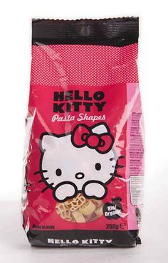 hello kitty pasta!!!