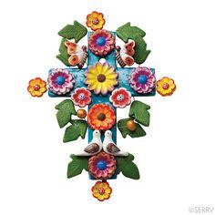 Wall Art - Spring Glory Cross | SERRV