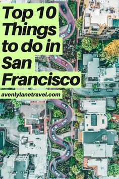 Top 10 things to do in san francisco, ca. san francisco has so many incredible city photography spots it can be hard to know which ones are a must see. Usa Travel Guide, Travel Usa, Travel Tips, Travel Photos, Canada Travel, Travel Hacks, New Orleans, New York, Cool Places To Visit