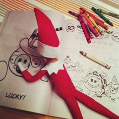 Day 8 - Just colouring., via Flickr.