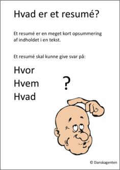 Hvad Er Et Resume - Submission specialist Teaching Schools, Cooperative Learning, Teaching Materials, Best Teacher, Writing Tips, Kids Playing, Resume, Homeschool, Language