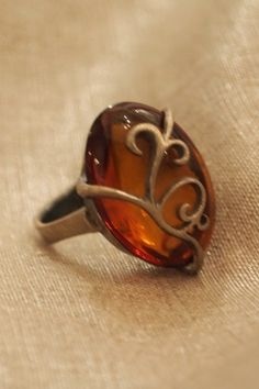 Want an amber ring.. with a bug inside