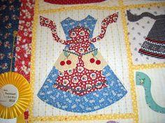 Apron Quilt… A Lori Holt pattern…