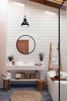 3 Powerful Cool Tips: Tiny Bathroom Remodel Closet bathroom remodel wainscotting foyers.Bathroom Remodel Tips Bath bathroom remodel tan sinks.Mobile Home Master Bathroom Remodel. Minimalist Bathroom, Modern Bathroom, Small Bathroom, Bathroom Ideas, Family Bathroom, Bathroom Makeovers, Bathroom Inspo, Bathroom Organization, Bathroom Renovations