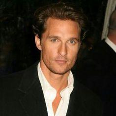 Matthew McConaughey, 2014... congrats