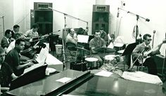 The Wrecking Crew Glen Campbell, Jimmy Webb, Hal Blaine, Tommy Tedesco, and Carol Kaye star