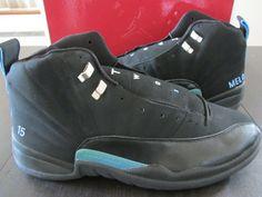 carmelo jordan 12 pe 8 Air Jordan XII Carmelo Anthony Denver Nuggets Away PE e760bb1ad2
