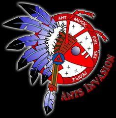 Adam Ant Logo