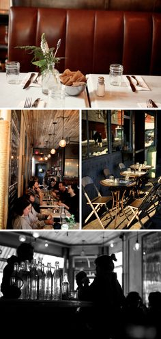 La Buena Vida: Restaurant :: Five Leaves