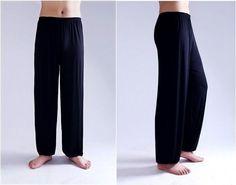 Tai chiyoga pants men and women Modal bloomers pants home joggers sweat Pants
