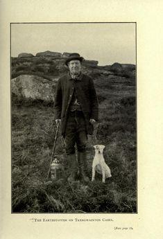 The Earthstopper on Trengwainton Cairn.Wild Life at the Land's EndJohn Coulson TregarthenLondon: John Murray, 1904. Landing, Terrier, Life, Terriers