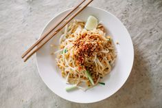 Vegetarian Pad Thai That Tastes as Good as It Is Good for You