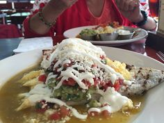 Lunch with La Madre at YUCA bar..