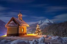National Park Berchtesgadener Land by Christian Bothner
