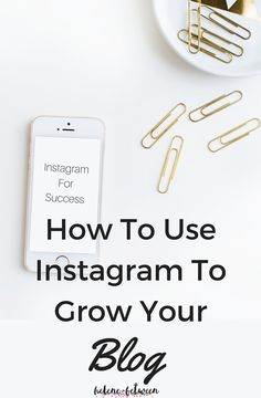 How to grow your blog using Instagram- Instagram is currently the number one social media tool. As a visually focused society, this is a huge tool for bloggers. There are millions of people using it everyday along with billions of likes and even sales. But what I keep hearing over and over is so many people saying that instagram and blogs are disconnected.