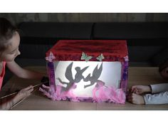 Toy Chest, Storage Chest, Panda, Snoopy, Toys, Decor, Paper Board, Activity Toys, Decoration