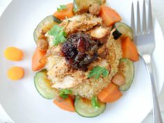 Couscous Royale #weedaySupper - The Petit Gourmet