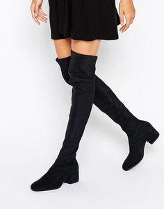 "Vagabond Overknee Boots ""Daisy"""