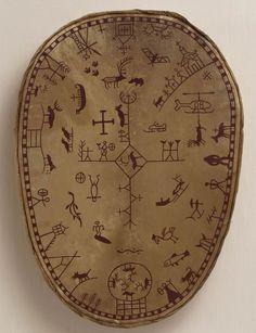 Phronesisaical: Shamanic Drums and Maps