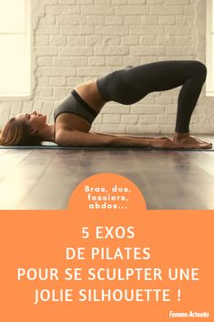 Arms glutes abs 5 Pilates exos to sculpt a pretty figureYou can find Pilates and more on our website.Arms glutes abs 5 Pilates exos to sculpt a pretty figure Pilates Training, Sixpack Training, Pilates Abs, Pilates Workout, Gym Workouts, Home Exercise Program, Workout Programs, Hiit, Fitness Inspiration