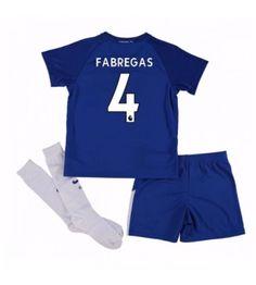 Chelsea Cesc Fabregas 4 Hemmaställ Barn 17-18 Kortärmad Chelsea, Trunks, Swimming, Swimwear, Fashion, Stems, Swim, Moda, One Piece Swimsuits