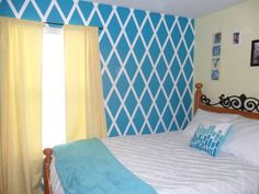 painted wall patterns - Google Search