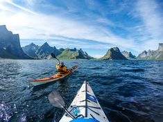 The Zen Of Kayaking: I Photograph The Fjords Of Norway From The Kayak Seat | Bored Panda