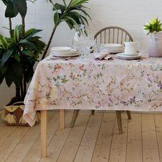 DIGITAL FLORAL PRINT TABLECLOTH AND NAPKIN - Tablecloths & Napkins - Tableware | Zara Home Turkey
