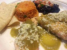 Ladybird Diner -  Pollo Verde. Pollo Guapo!!