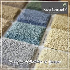"""Super absorbent, anti skid, cotton bathmat from Riva are simply perfect for your bathroom as they come with an additional feature of """"EASY ON YOUR POCKET""""!!  So why settle for just 1?? When you can change the look of your bathroom daily...  #RivaTips #RivaForFloors #RivaCarpets #FloorDecor #Carpets #Room #Bedroom #LivingRoom"""